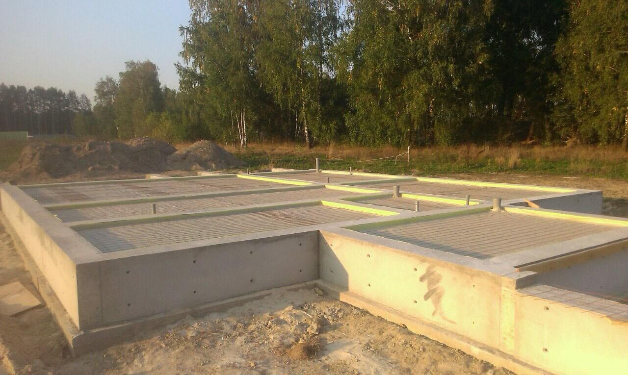 Строительство фундамента для заборов в Красногорске