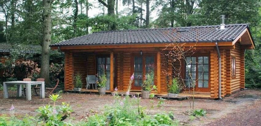 for Log home planimetrie