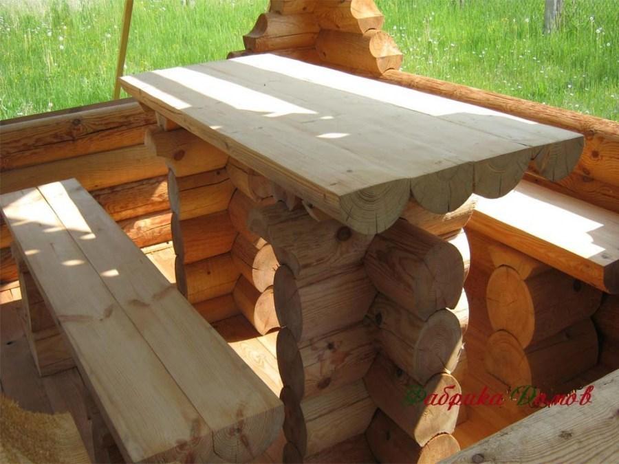 скамейки чугунное литье деревянный брус или из бревна